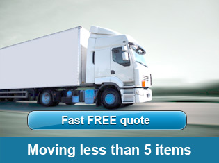 Fast Free Quote - Moving less than 5 items