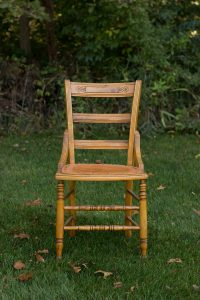 home furnishing antique chair